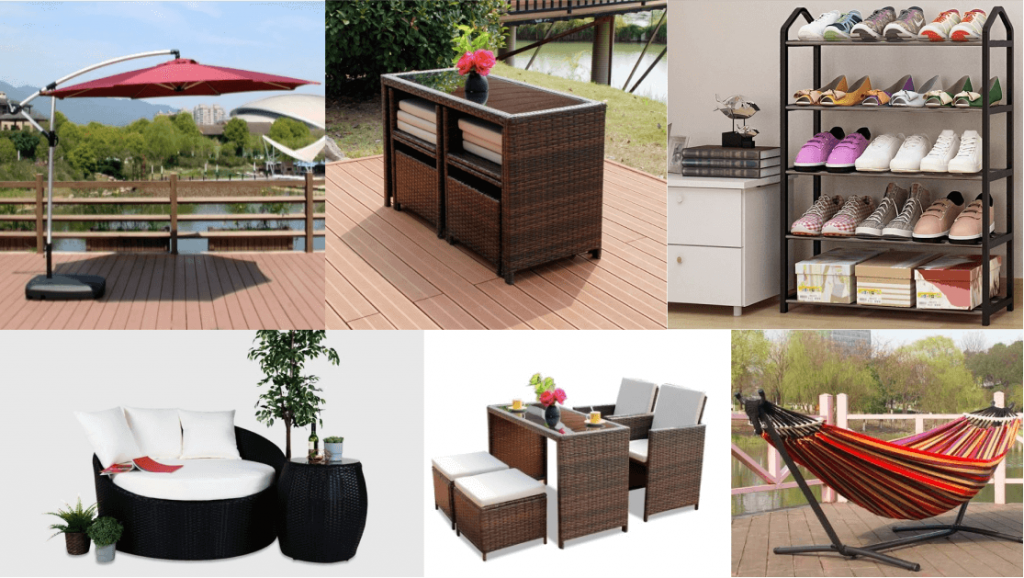best outdoor furnitures in singapore