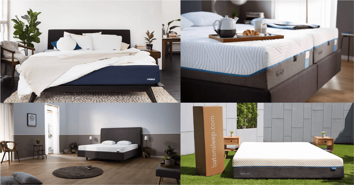 best mattresses in singapore