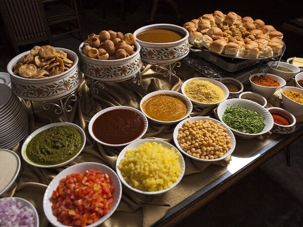 Chaat station