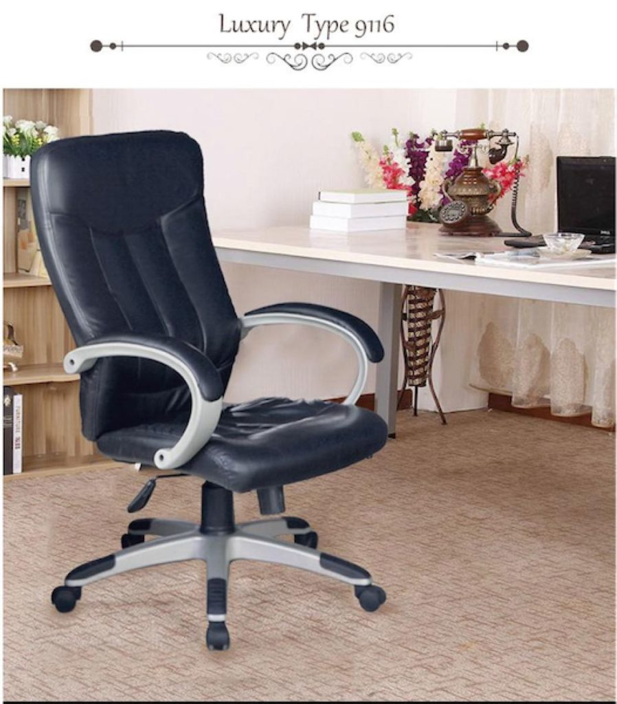 office-chairs-INNDesign Boss Chair