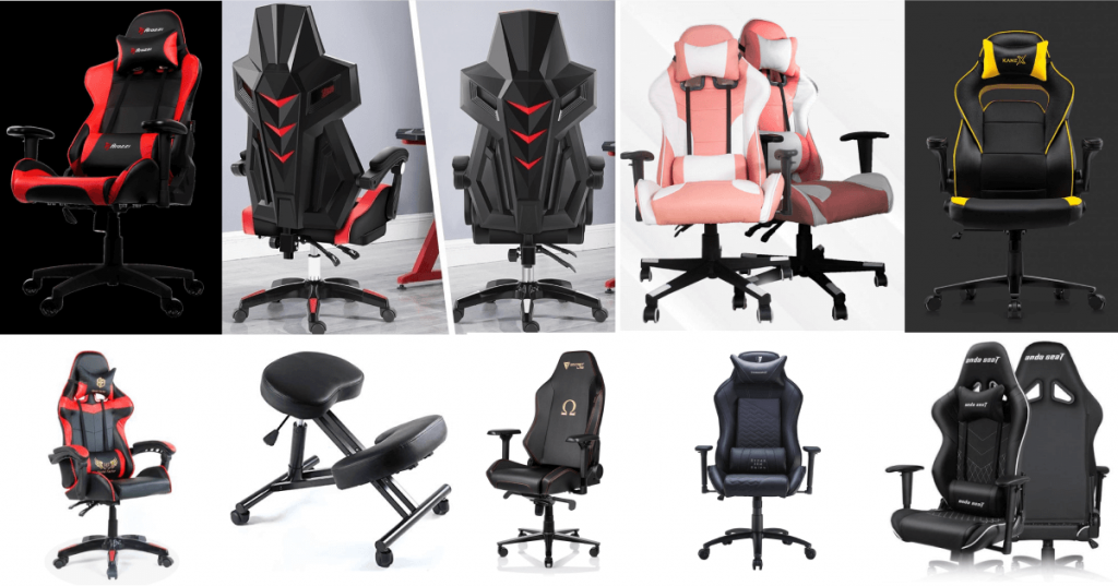 best gaming chairs in singapore