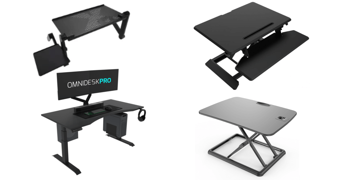 Best standing desks in Singapore