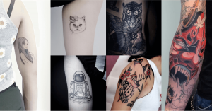 Different tattoo designs
