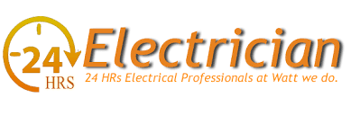 Logo of 24 Hrs Electrician