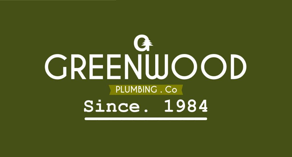 Logo for Greenwood Plumbing