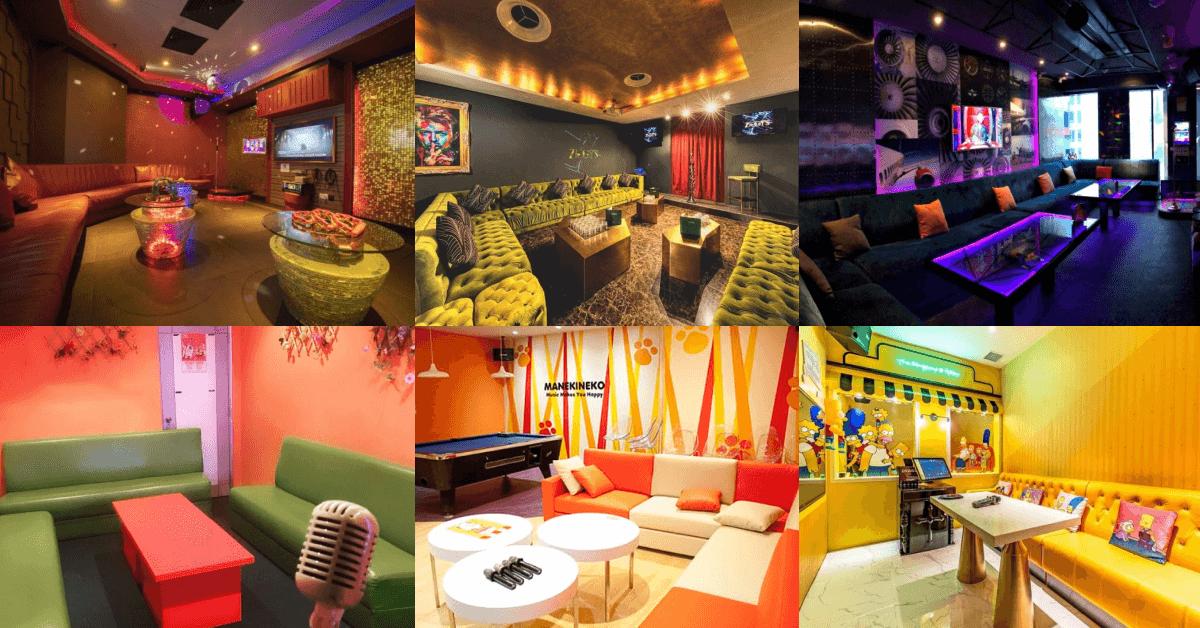best karaoke in singapore
