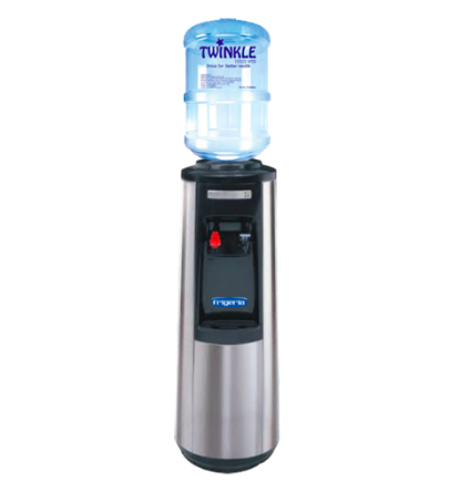 Frigeria gives you an easy way to get water
