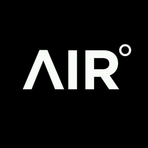 Picture of a logo of AIR Salon, a hair salon Singpore has