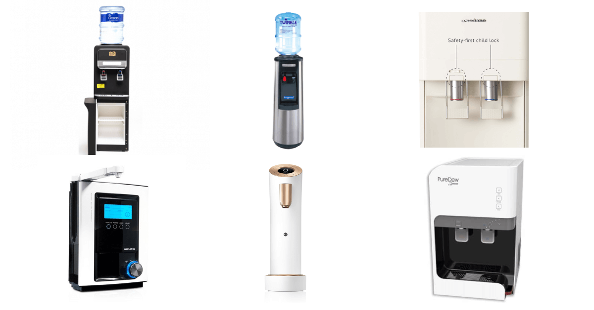 Best water dispensers in Singapore