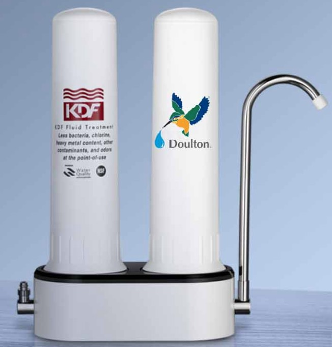 Doulton Ceramic Water FIlter TCP6 KDF