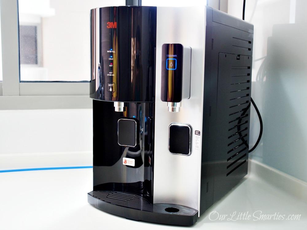 A bottleless water dispenser from 3M