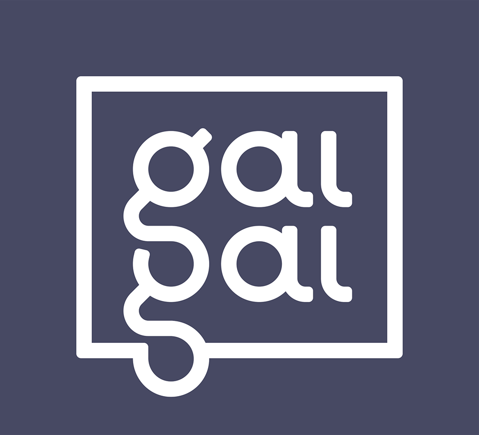 Logo for Let's Gai Gai, a dating site in Singapore