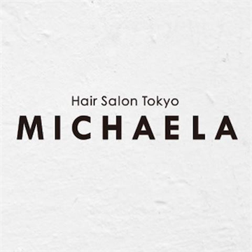 Picture of a logo of Michaela, a hair salon Singapore