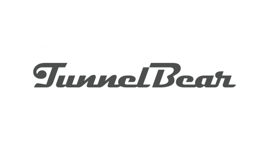 Logo for TunnelBear, a VPN that can be used in Singapore