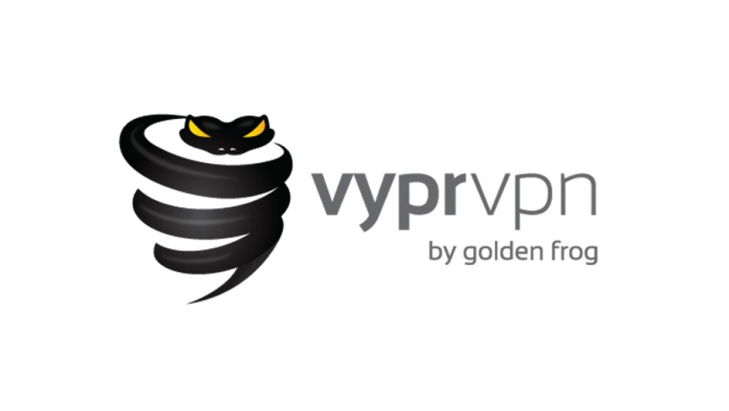 Logo for vyprVPN, a VPN that can be used in Singapore
