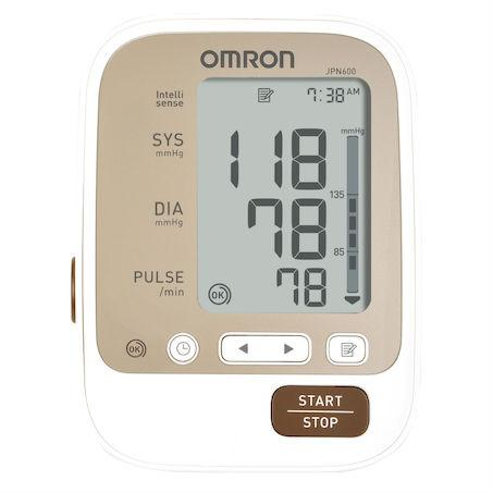 Blood pressure monitor from OMRON