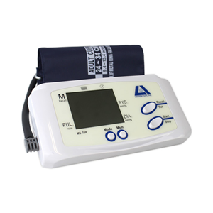 A blood pressure monitor from Livingstone