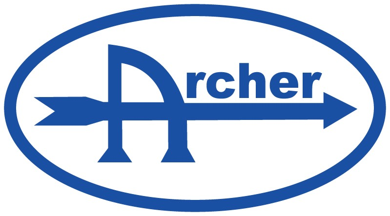 Logo of Archer, a copiers rental company