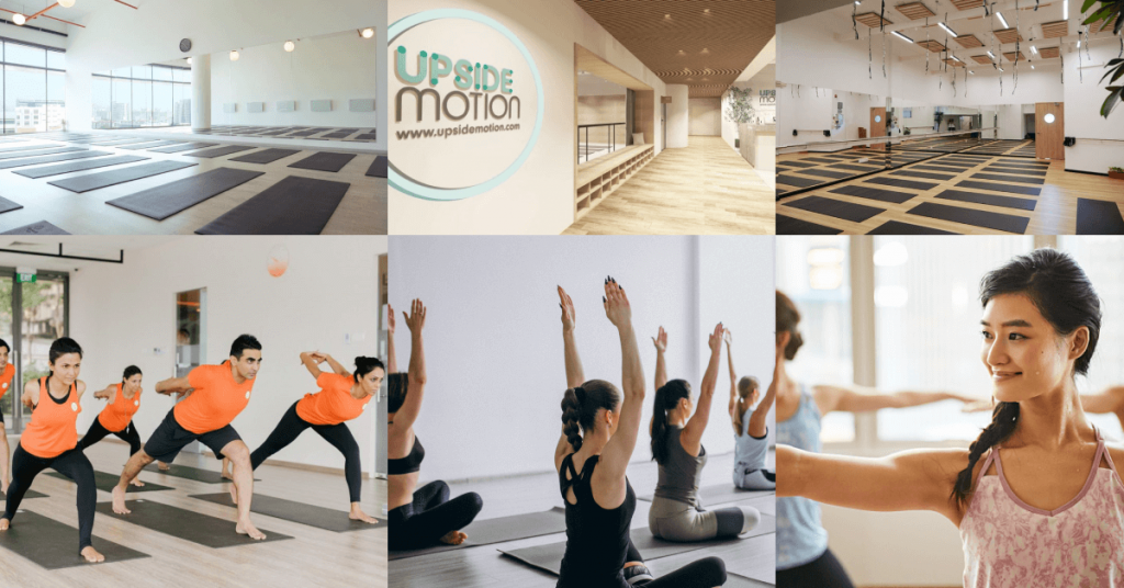 Best yoga class places in Singapore