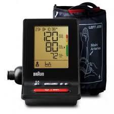Braun ExactFit blood pressure monitor
