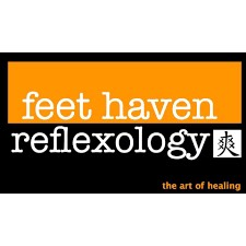 Logo of Feet Haven, a foot reflexology place in Singapore