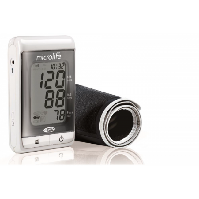 A blood pressure monitor from NHG