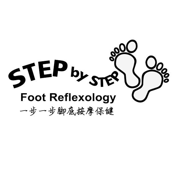 Logo of Step By Step Foot Reflexology