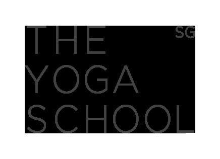 Logo of The Yoga School