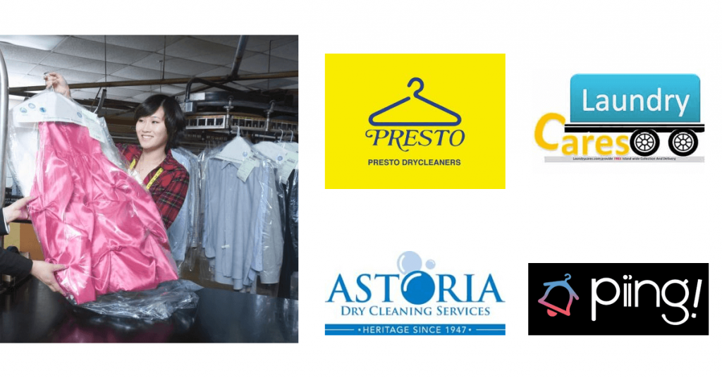 Best Dry Cleaning Services in Singapore