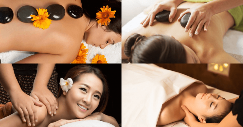 Best massage parlours in Singapore