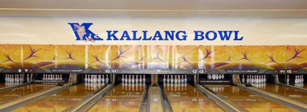 Interior of Kallang Bowl