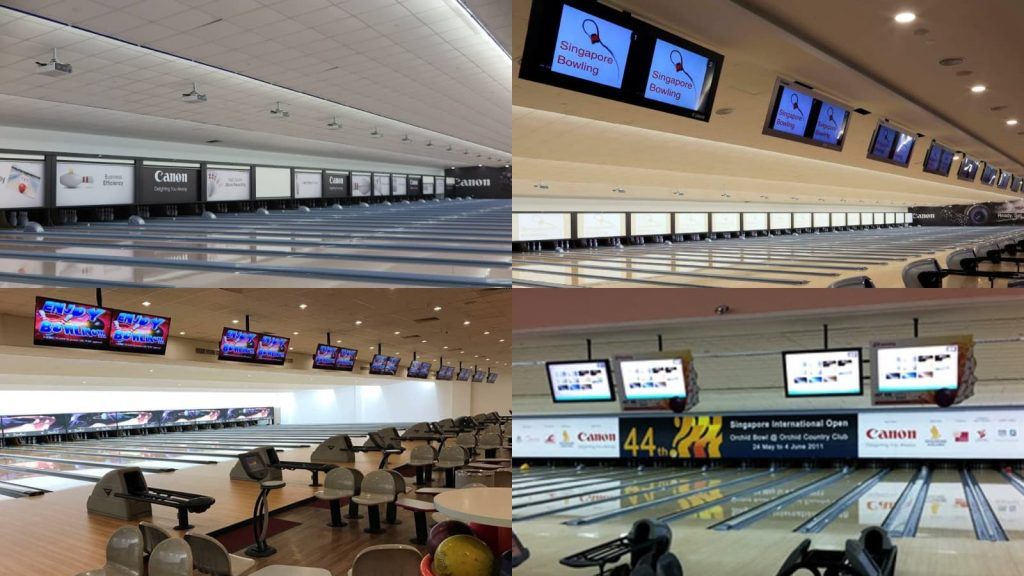 best bowling alleys in singapore
