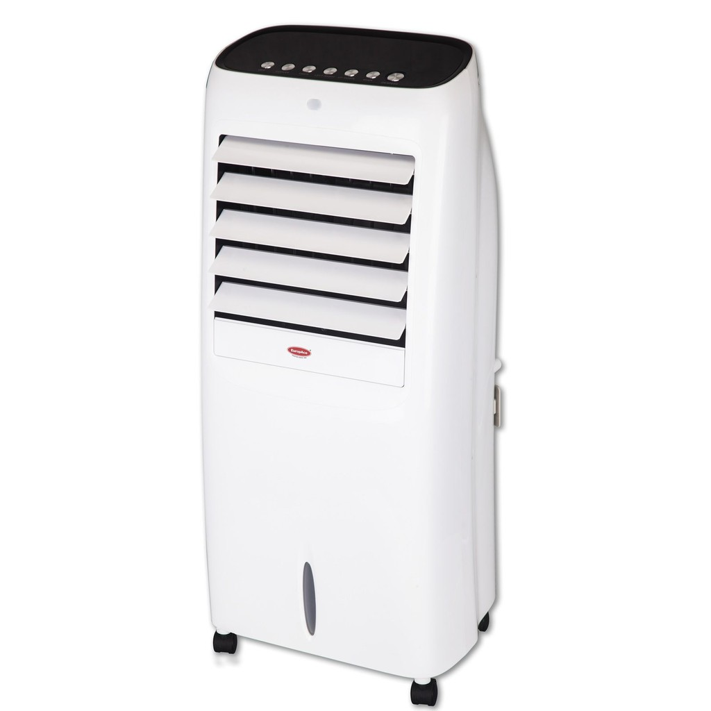 EuropAce ECO6801S white 5-IN-1 Evaporative Air Cooler