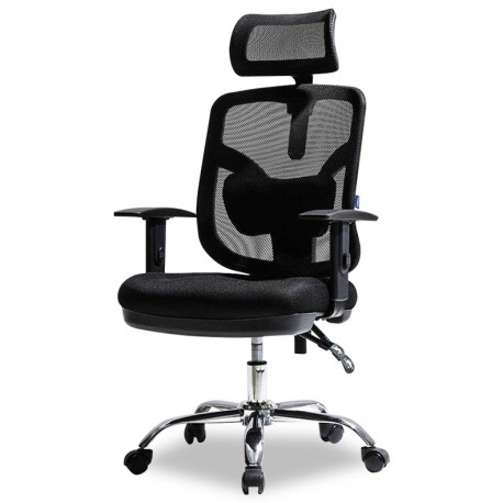Executive II Office Chair in black