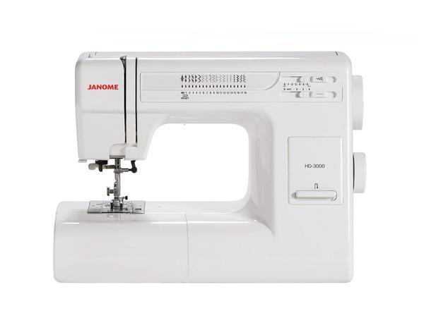Janome Sewing Machine HD3000 sewing machine