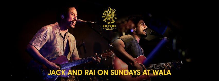 jack and rai band in wala wala bar singapore