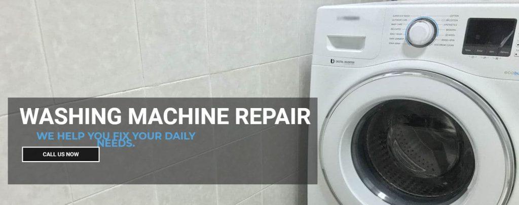 washing machine repair header fixwerks singapore