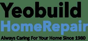 yeobuild home repair logo one of the best washing machine repairer in singapore