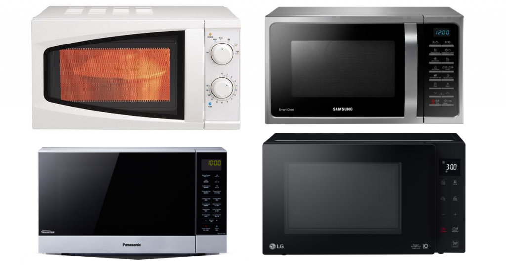 Best microwave ovens in Singapore