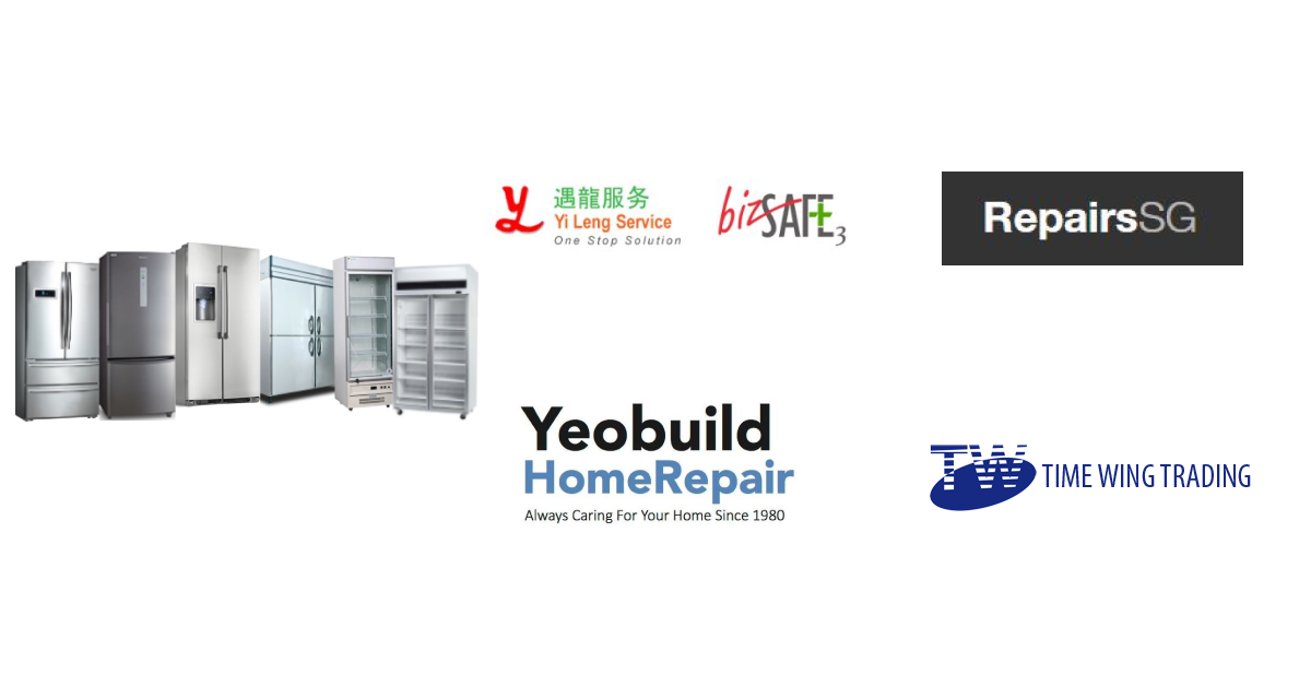 best fridge repair services in singapore
