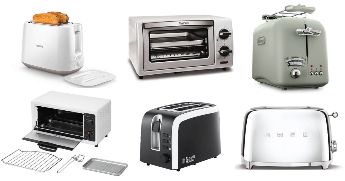 Best Toasters in Singapore