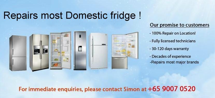 AC Saviour Engineering fridge repair singapore cover photo
