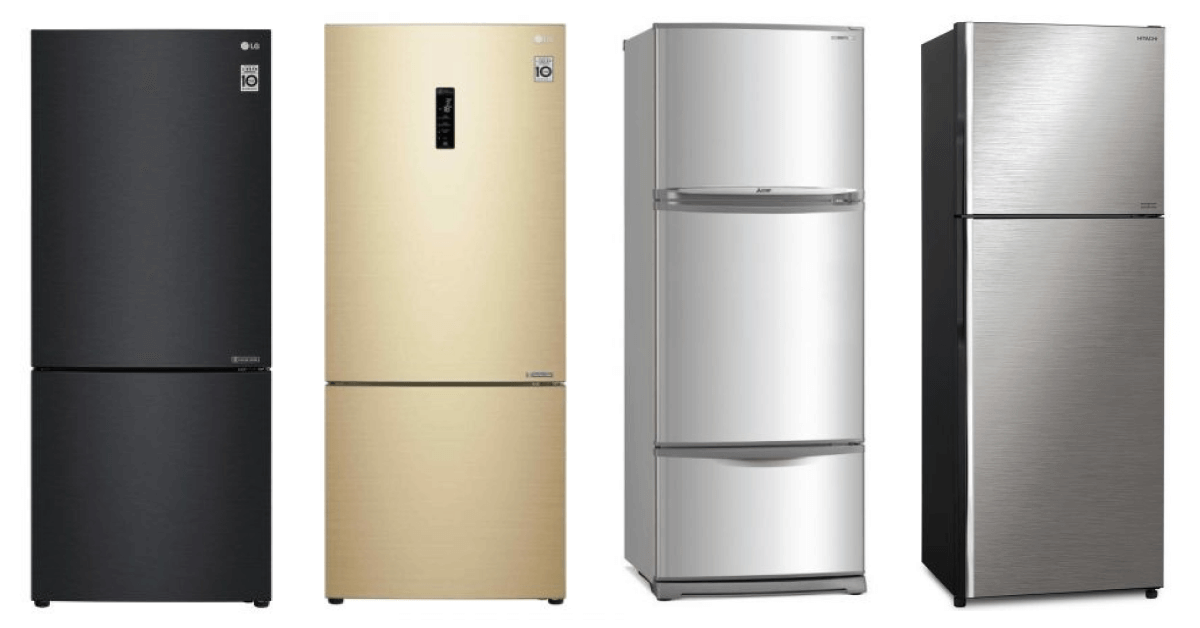 Best Fridges to choose from in Singapore