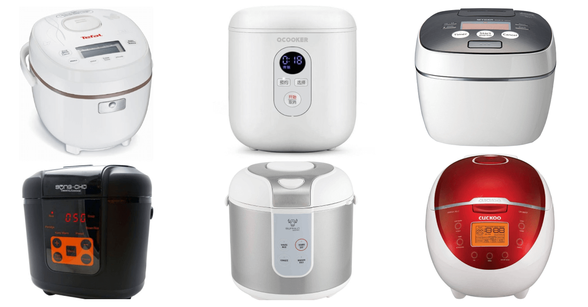 best rice cookers in Singapore