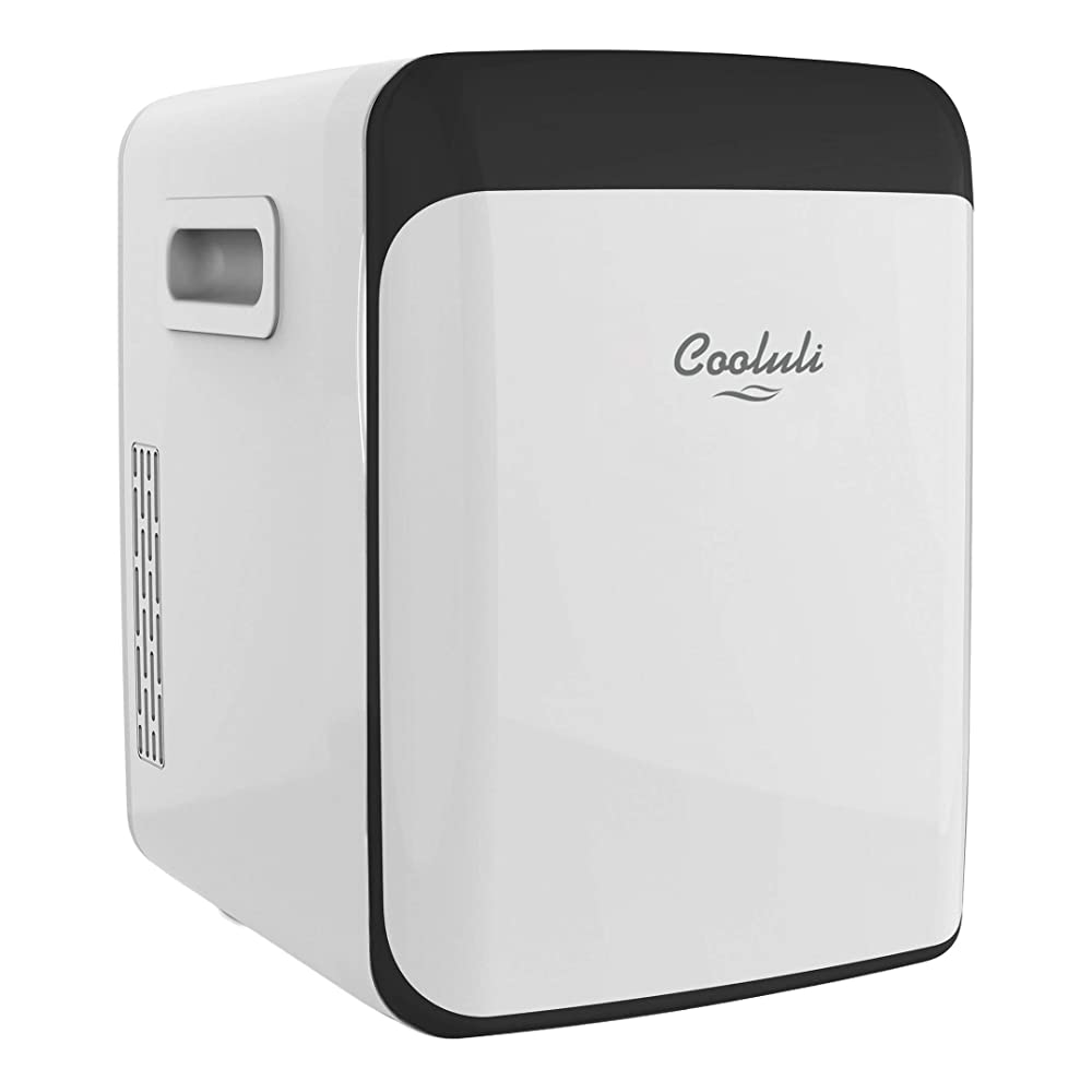 Cooluli Infinity 15-liter Compact Cooler/Warmer Mini Fridge