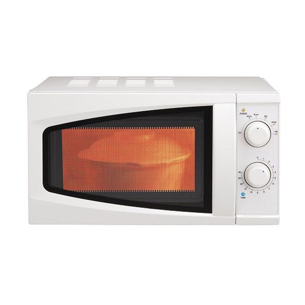 cornell microwave oven white color