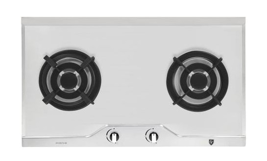 EF 78CM Stainless Steel Gas Hob