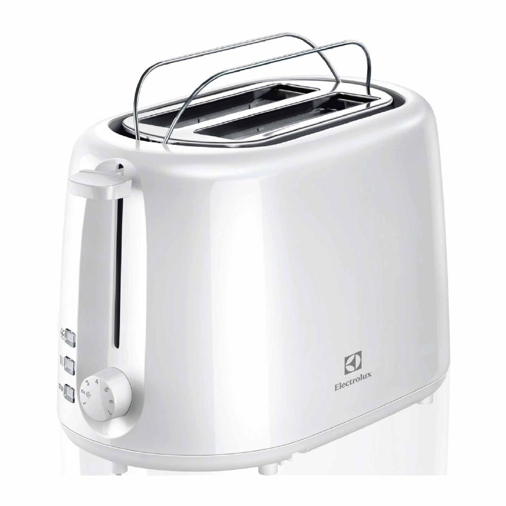 Electrolux ETS1303W 2-Slice Bread Toaster