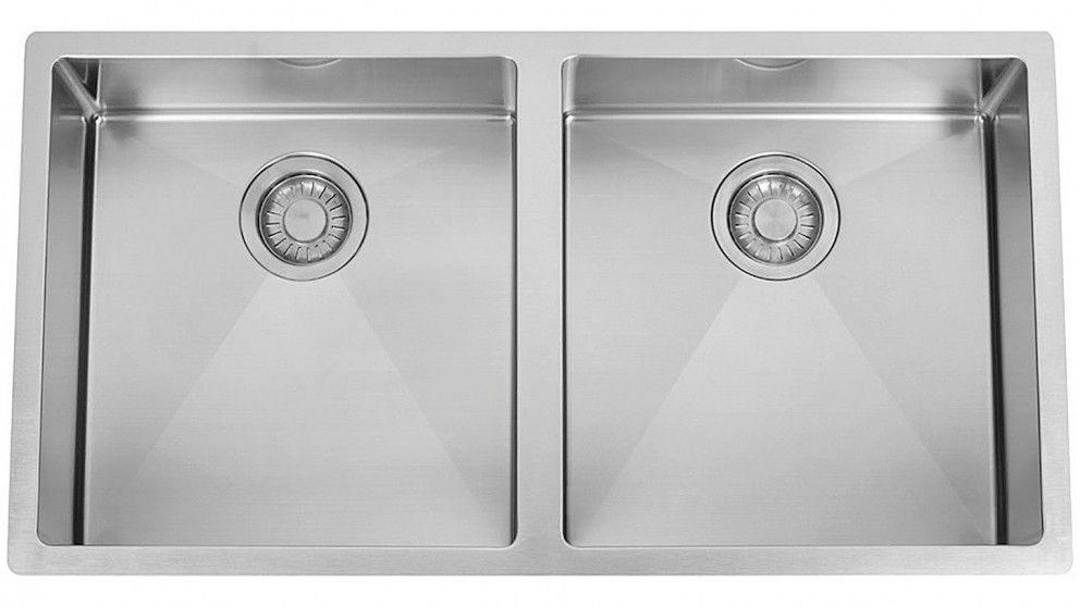 Franke Planar Undermount Double Bowl Kitchen Sink