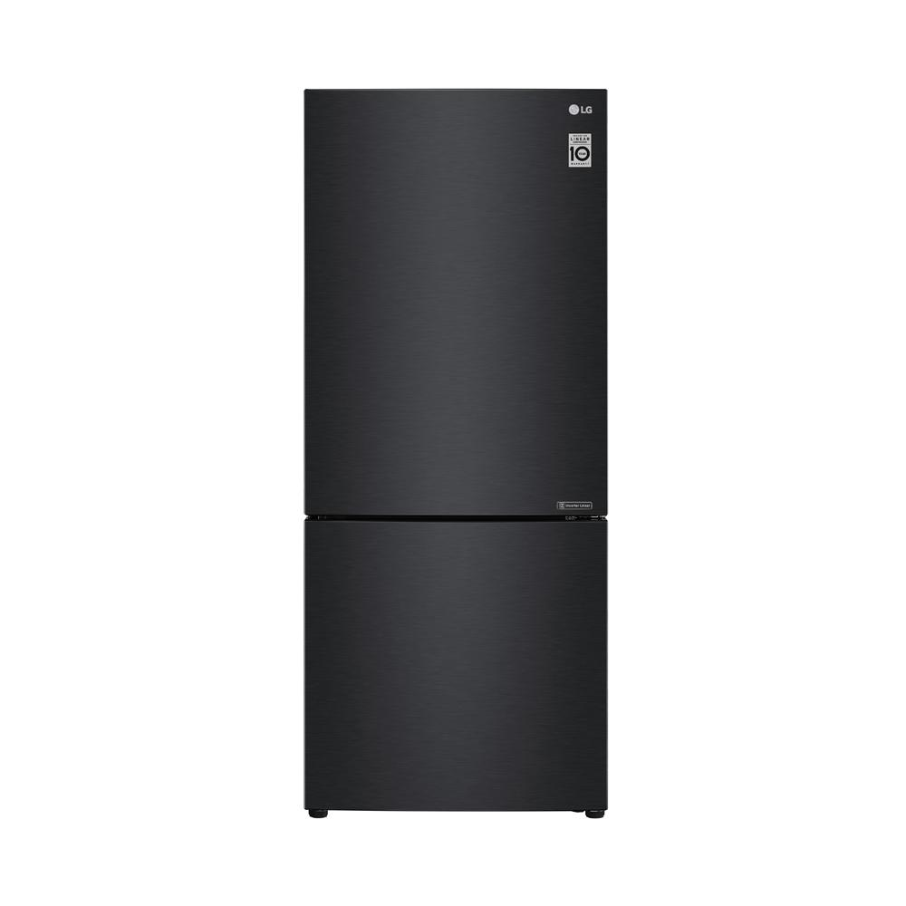 LG GB-B4059MT 408L 2 DOOR FRIDGE Matte Black Color